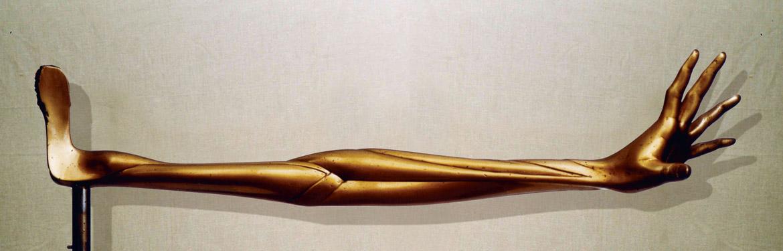 """""""Incomunicabilità II"""": L74cm, bronzo, 1976 il Vissuto-Gilbert Kruft"""